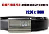 GS161144 HD 1080P Leather Belt