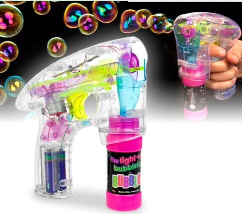 GO132998 UV BUBBLE GUN
