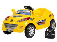 TRR029833 Hot selling electric remote control ride on car with music and light