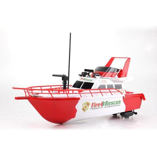 TRB005022  Fire Rescue 1:25 Electric RTR RC Boat