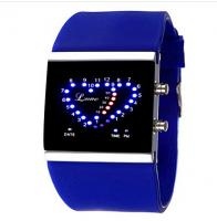 GL108120 LED watch for the lovers