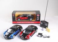 TRC011032 1:14 4CH Bugatti Veyron licensed RC Car
