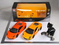 TRC011125D 4-CH 1 14 scale rc cars with light gravity sensing