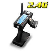 SPT168GT3B 2.4Ghz 3ch rc system with LCD display screen