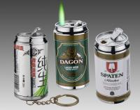 GL129071 beer cans shape lighter for promotional lighters