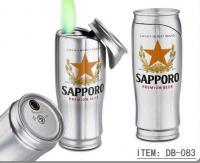 GL129083 beer cans shape lighter for promotional lighters