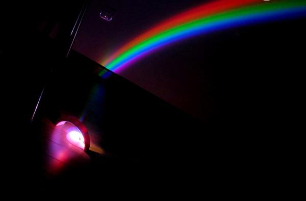 GL11701 Rainbow LED Light For Bedroom Gift