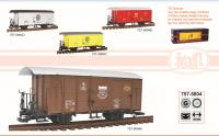 TRT005804 train boxcar